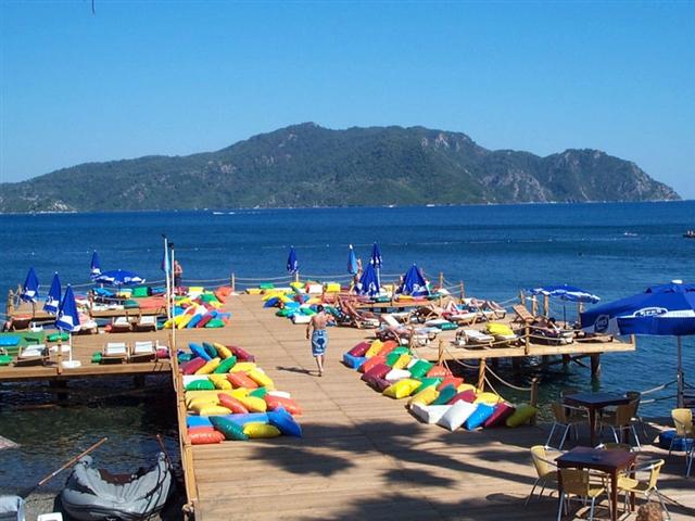 Club Hotel Lidya Beach 5**
